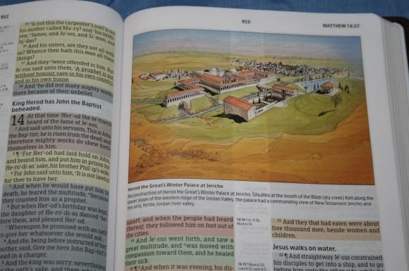 Improved Holman Rainbow Study Bible KJV 019