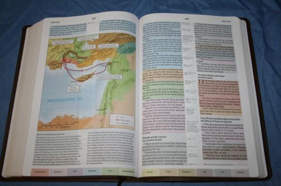 Improved Holman Rainbow Study Bible KJV 021