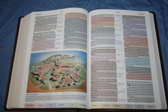 Improved Holman Rainbow Study Bible KJV 022