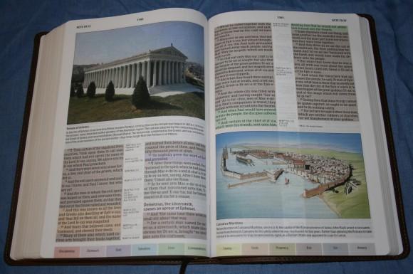 Improved Holman Rainbow Study Bible KJV 023