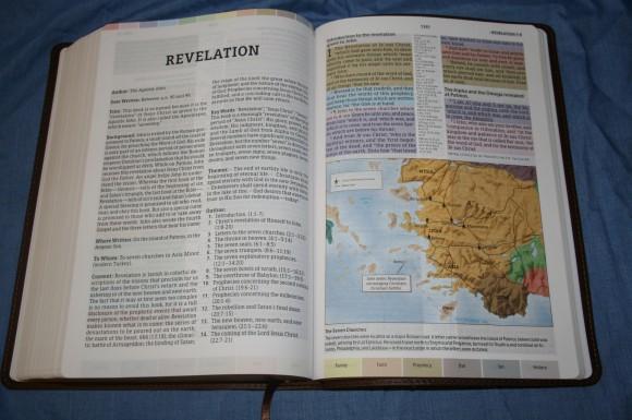 Improved Holman Rainbow Study Bible KJV 024