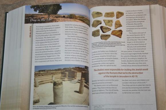 Zondervan First-Century Study Bible (22)