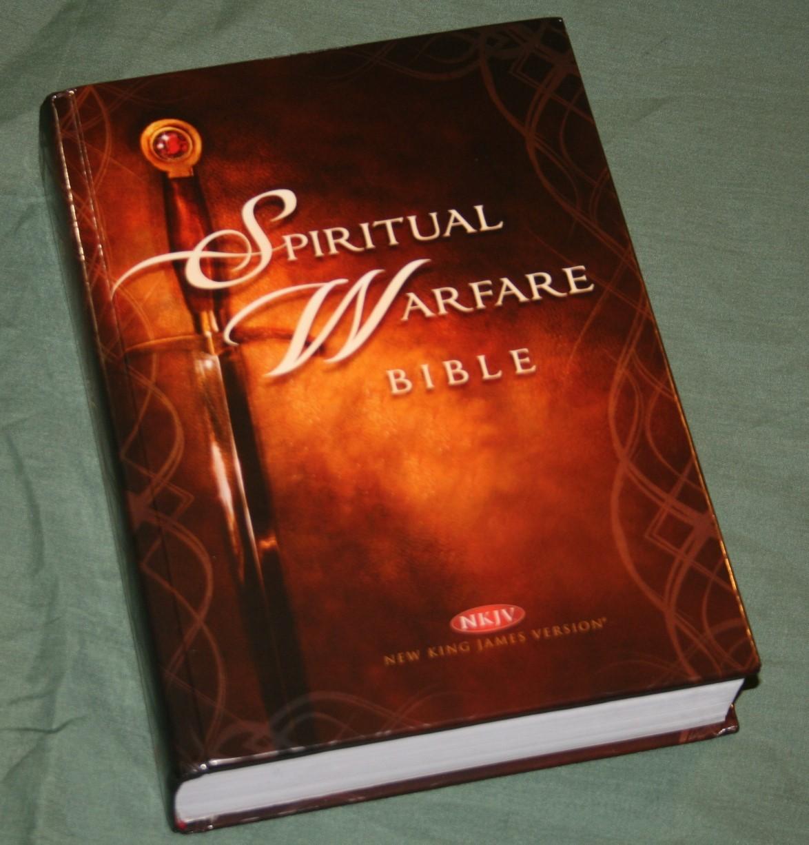 Spiritual Warfare Bible – Review - Bible Buying Guide