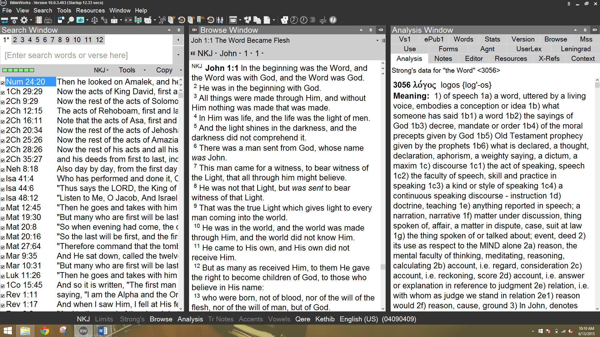 Reviews ive been a bibleworks user for a while its the app i use in all of my writing all of the scriptures printed in my books my personal studies fandeluxe Choice Image
