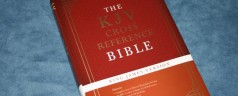 Barbour's KJV Cross Reference Bible – Review
