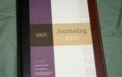 Holman Journaling Bible – Sneak Preview