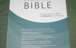 Hendrickson KJV Ministry Essentials Bible – Review