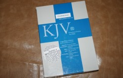 Cambridge KJV Large Print Text Bible – Review