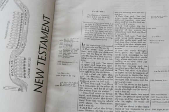 Intervarsity study guide