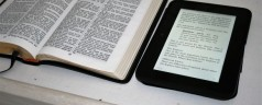 Preaching and Teaching From a Tablet