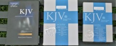 Three Classic Cambridge KJV's – Concord, Large Print Text, and Cameo