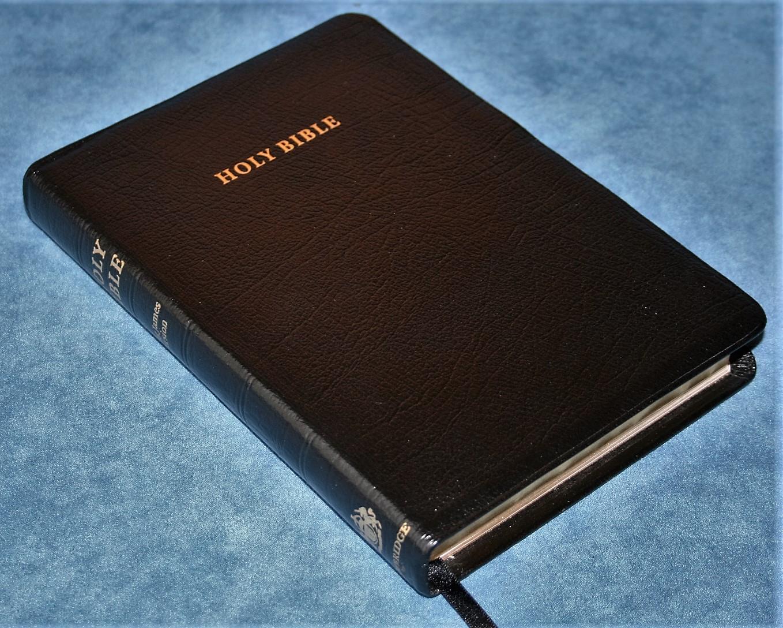 cambridge standard text kjv bible review