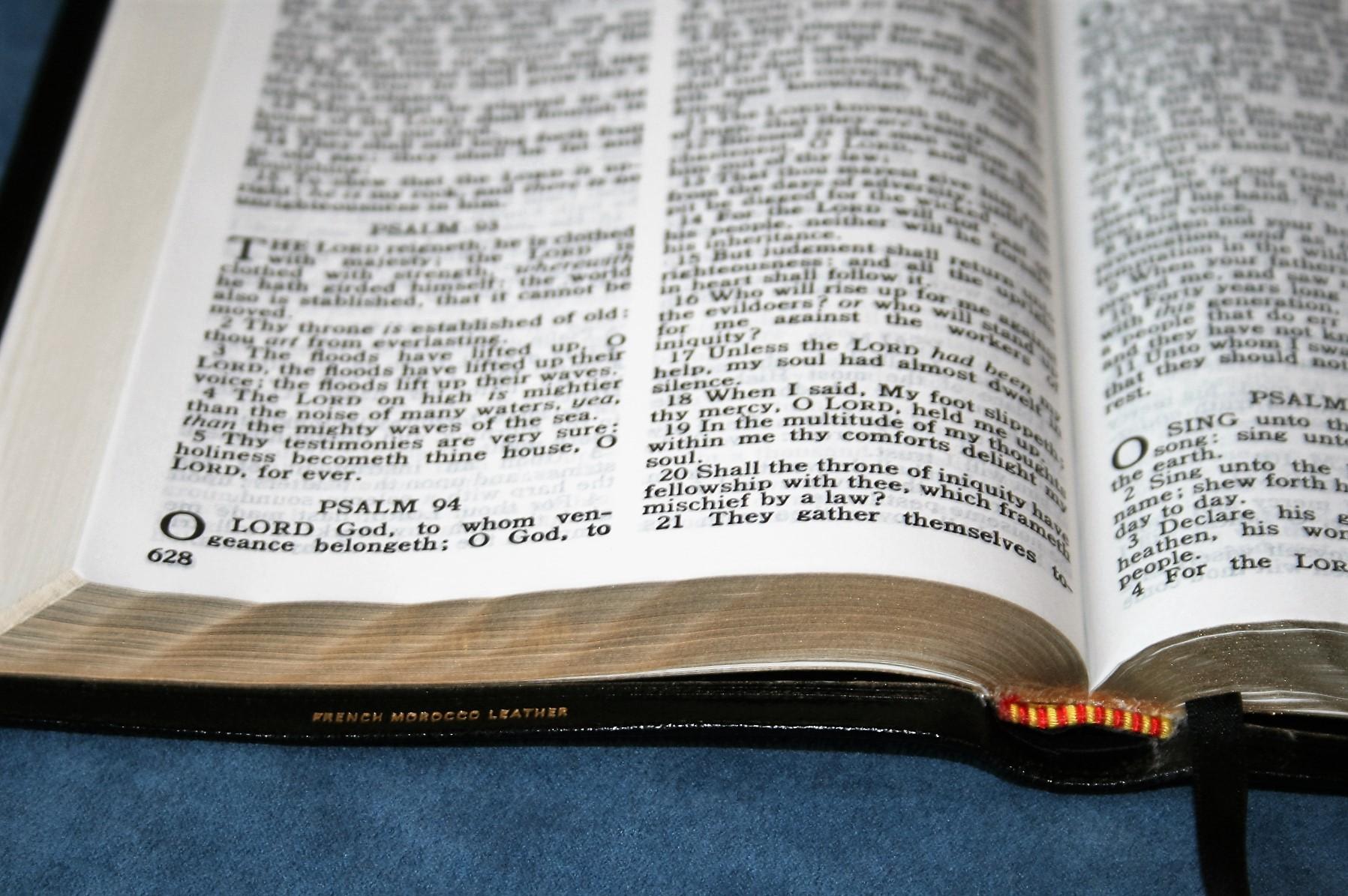 Cambridge Standard Text Kjv Bible Review Bible Buying Guide