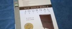NIV Journal Edition Bible Review