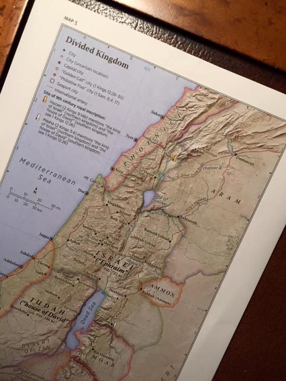 Schuyler Quentel NKJV-maps