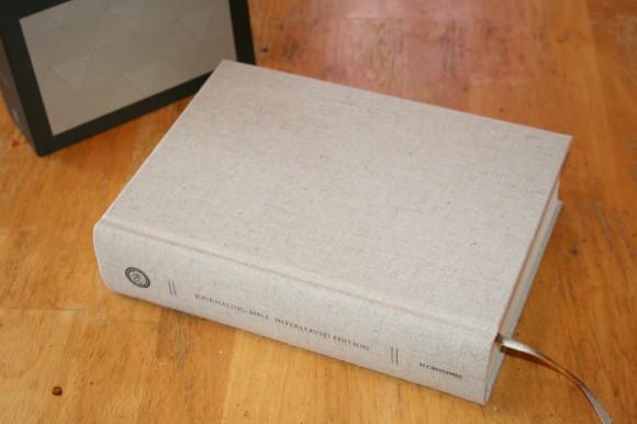 ESV Journaling Bible Interleaved Edition (2)