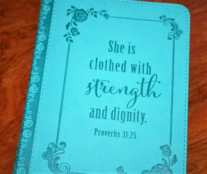 Strength and Dignity Journal (2)