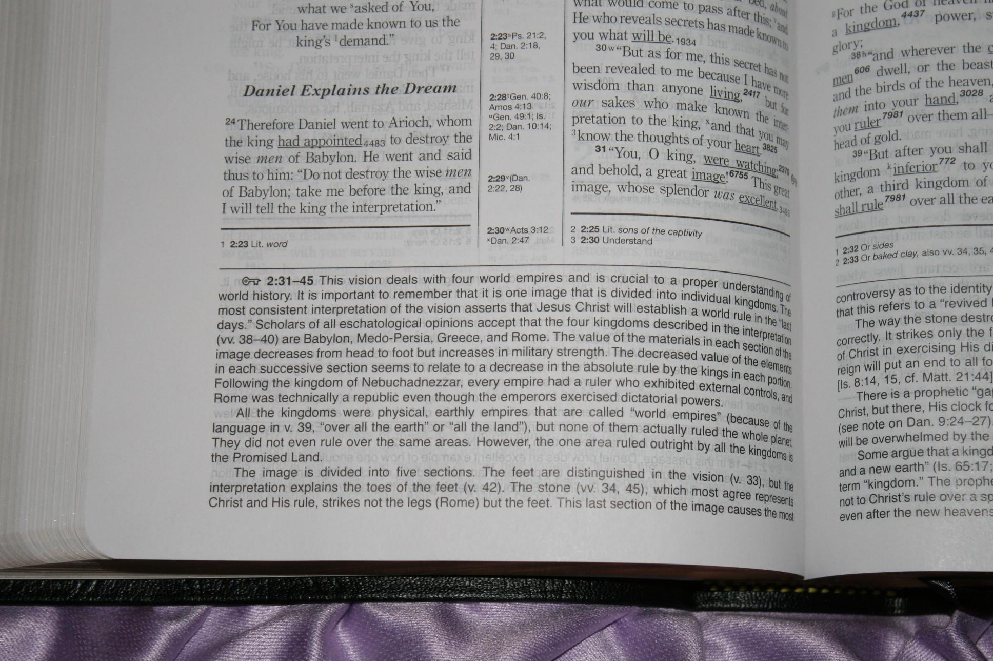 Hebrew Greek Keyword Study Bible NKJV - Review - Bible Buying Guide