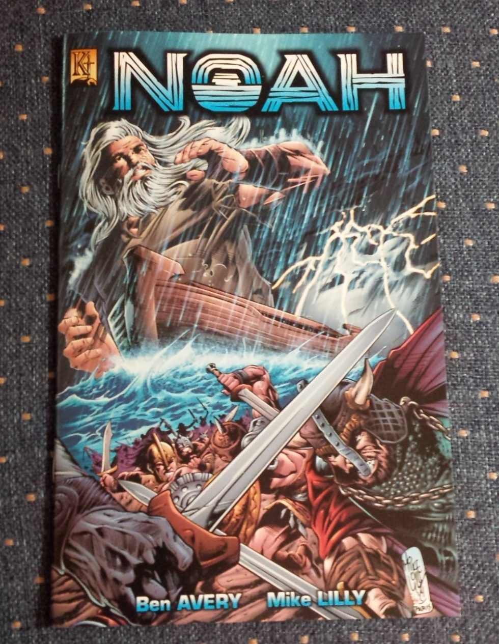 Kingstone Comics Noah (1)