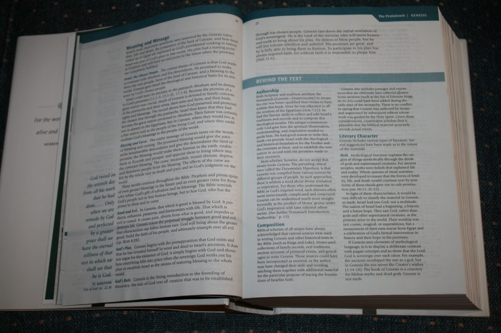 NLT Illustrated Study Bible (11)