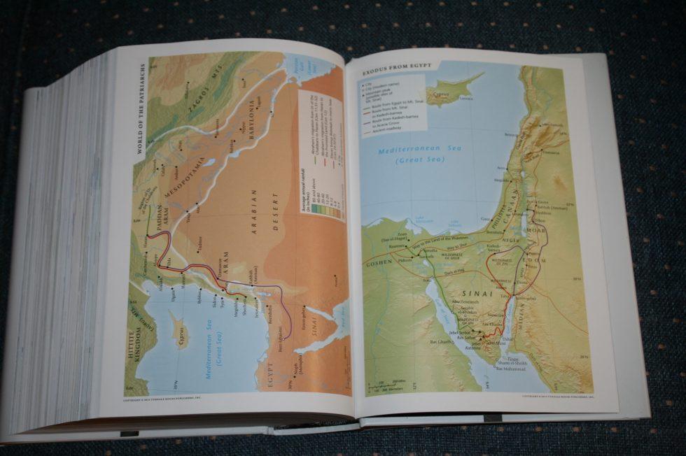 NLT Illustrated Study Bible (36)