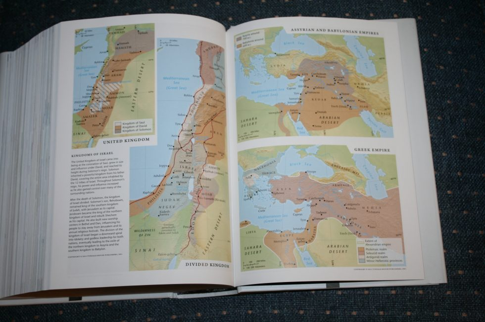 NLT Illustrated Study Bible (37)