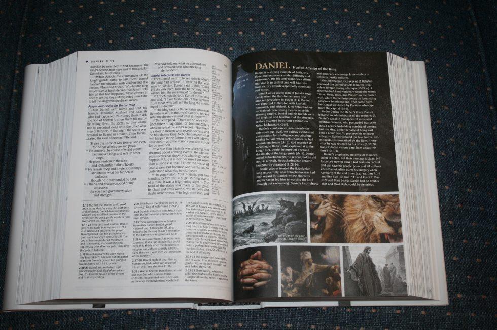 NLT Illustrated Study Bible (44)