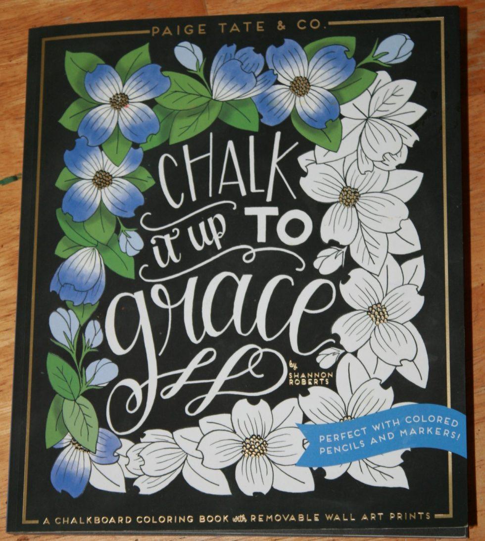 Chalk it Up to Grace (3)
