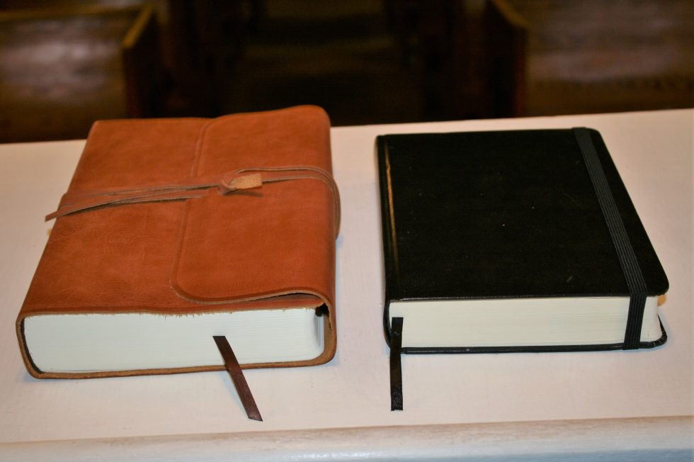 ESV Single Column Journaling Bible Large Print Edition (40)