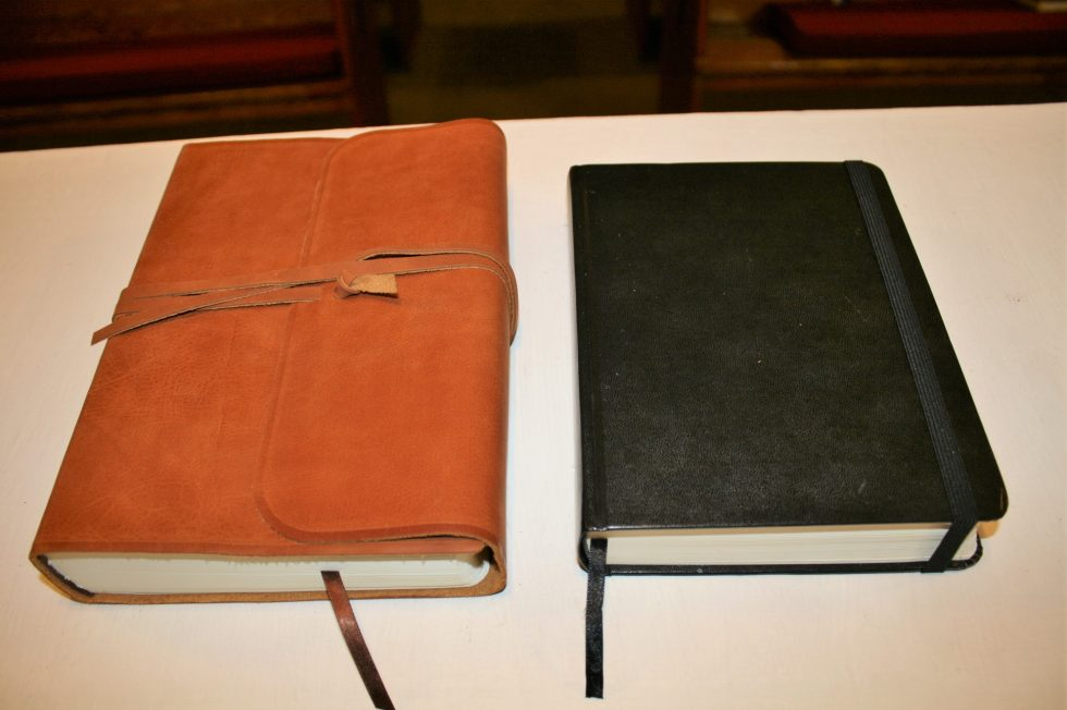 ESV Single Column Journaling Bible Large Print Edition (41)