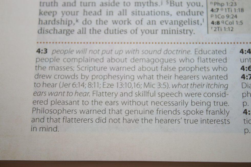 NIV Cultural Backgrounds Study Bible  (23)
