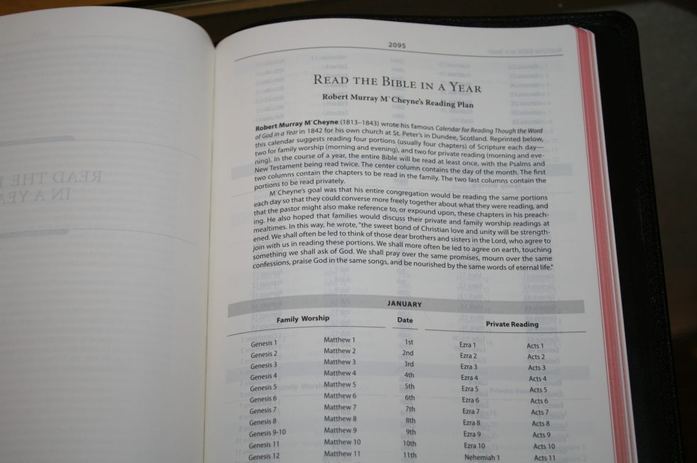 The Reformation Heritage KJV Study Bible (42)