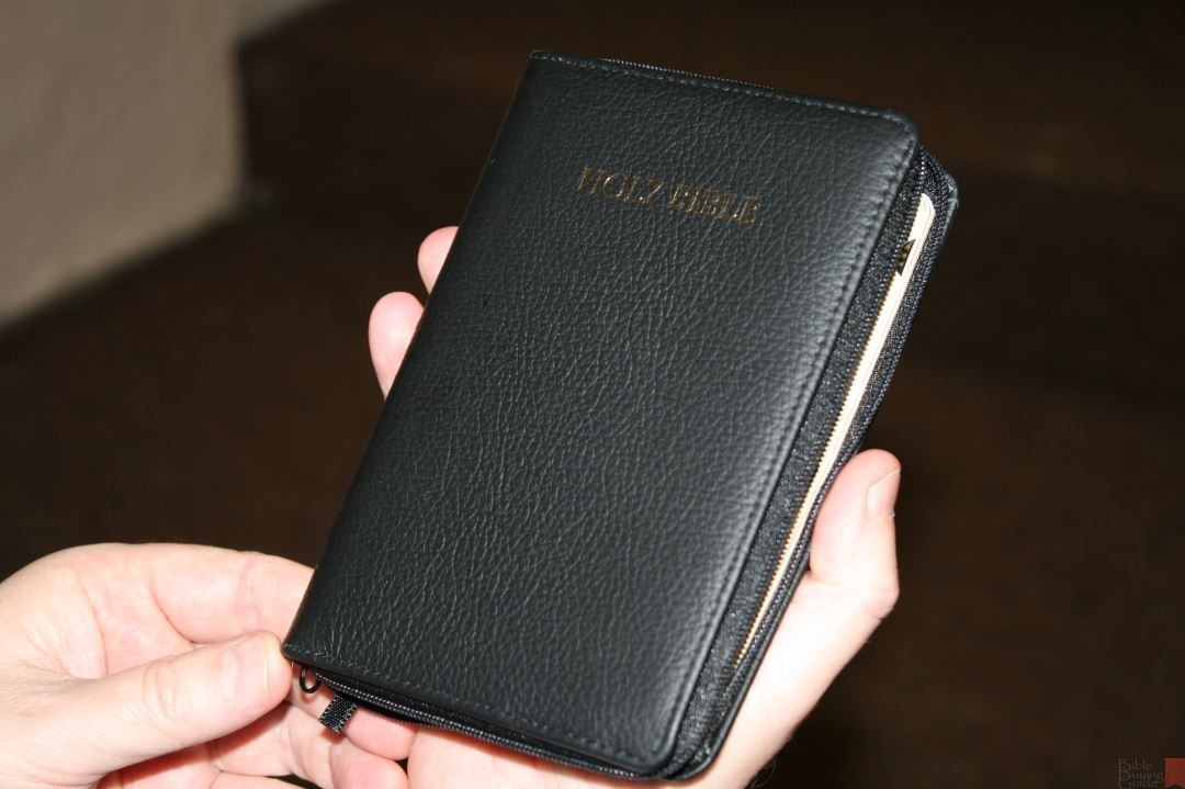 Tbs Royal Ruby Text Bible Review Bible Buying Guide