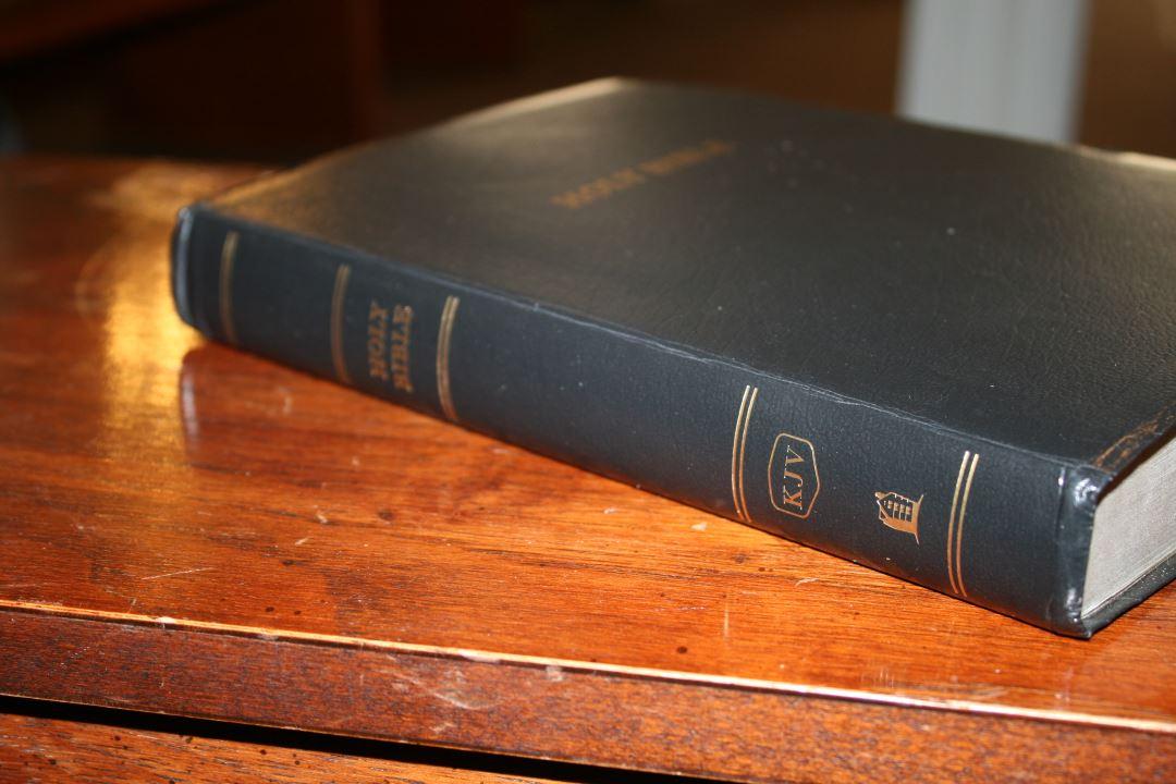 Thomas Nelson Giant Print KJV Reference Bible - Review - Bible