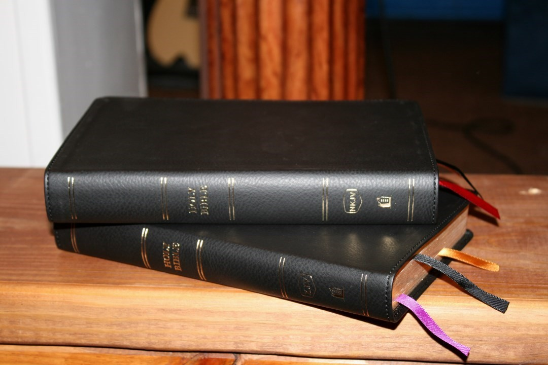 Thomas Nelson's Minister's Bible in KJV and NKJV - Review - Bible
