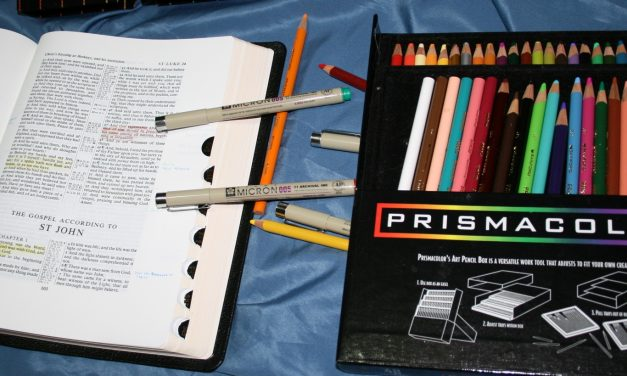 Bible Marking Pens and Pencils