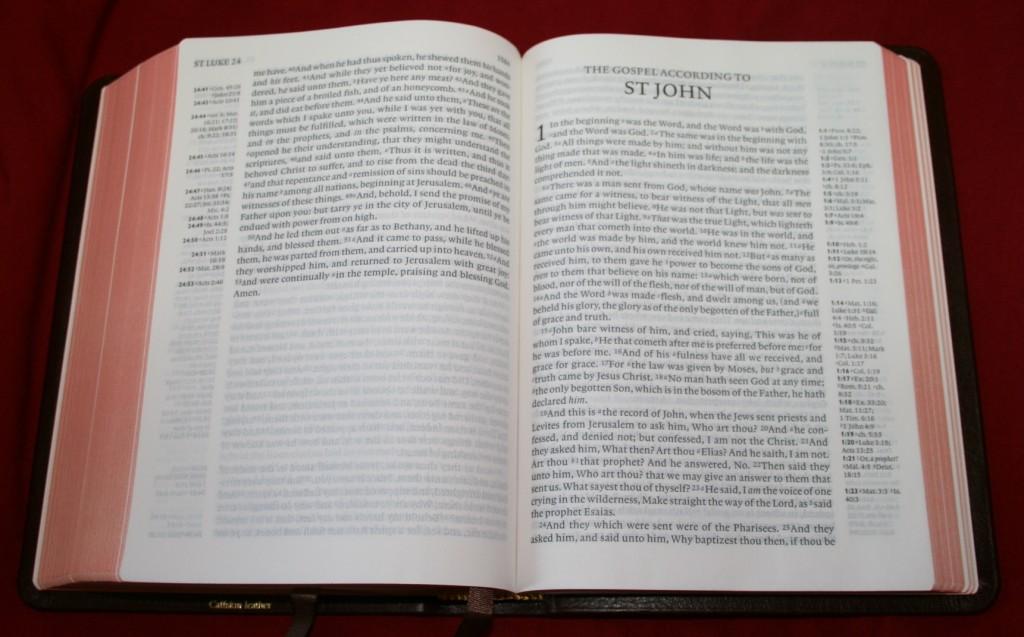 Cambridge Clarion Bible KJV 131