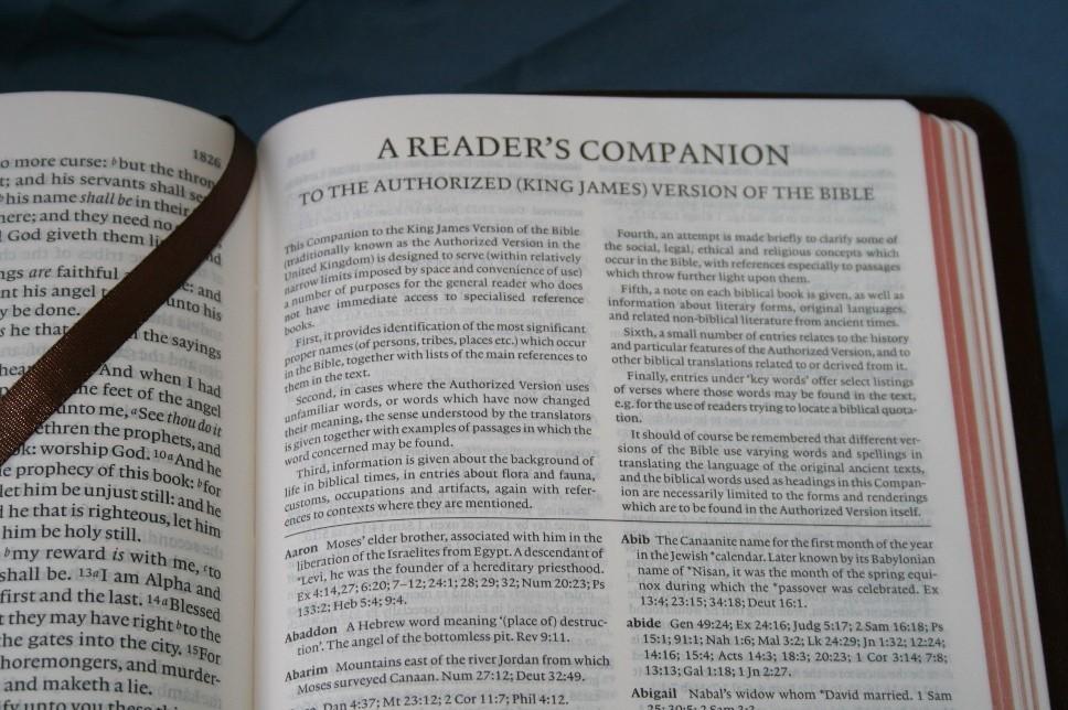 Cambridge Clarion Bible KJV IMG_1786