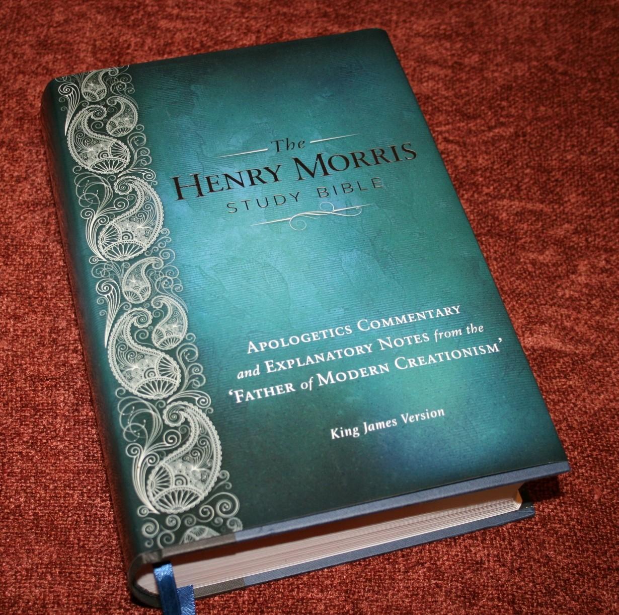Henry Morris Study Bible, KJV