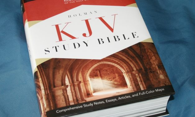 Holman KJV Study Bible Review