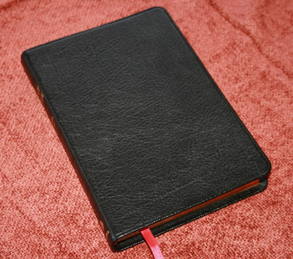 Cambridge KJV Pitt Minion Bible bible buying guide
