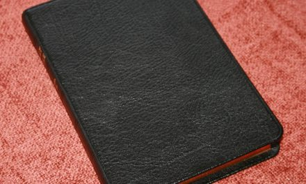 Cambridge 2nd Edition KJV Pitt Minion Reference Bible in Black Goatskin Review