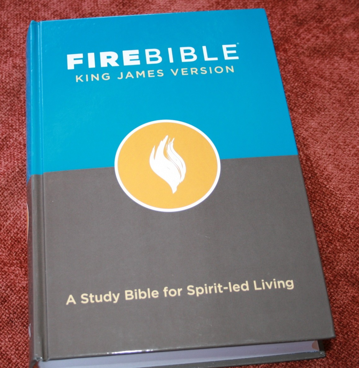 Hendrickson Kjv Fire Bible Review