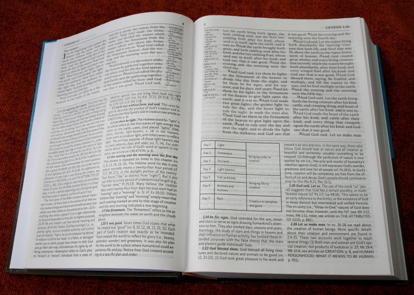Hendrickson KJV Fire Bible 005