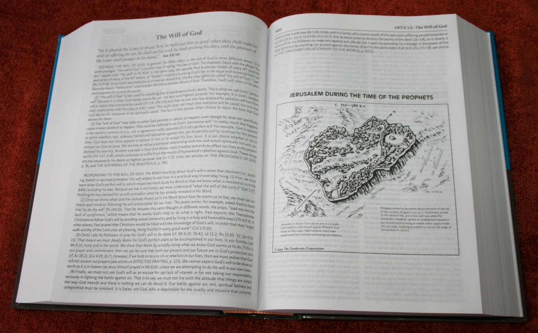 Hendrickson KJV Fire Bible 007