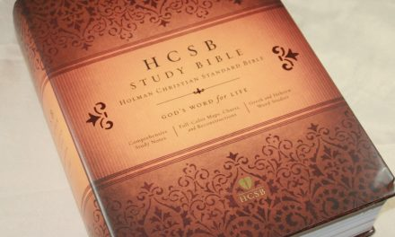Holman HCSB Study Bible Review