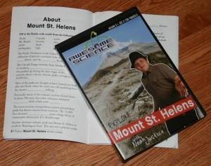 Awesome Science Explore Mount St. Helens DVD and Study Guide Rev 003
