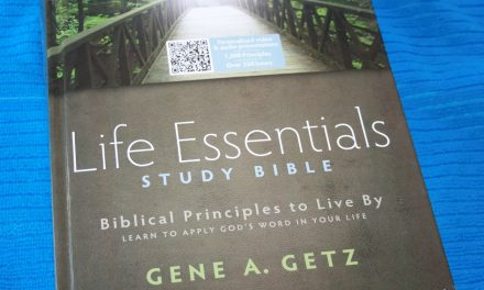 HCSB Life Essentials Study Bible Review