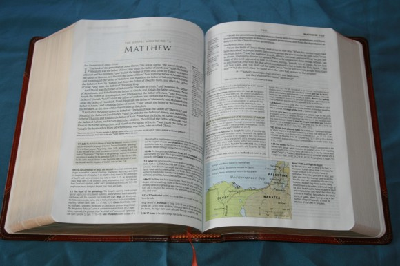 Crossway ESV Study Bible 009