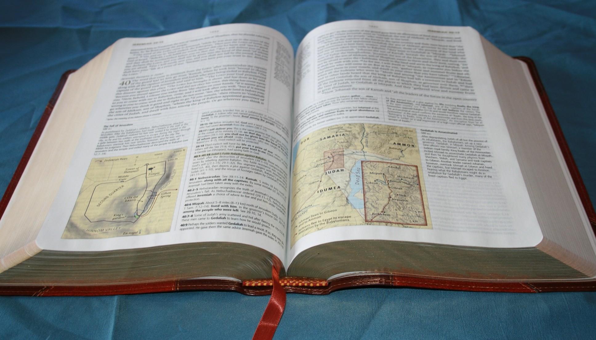 Crossway Esv Study Bible 018 Bible Buying Guide